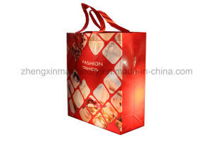 New Design Non Woven Reusable Bag Making Machine (Zx-Lt400) pictures & photos