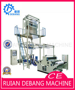 Double Rewinder Film Blowing Machinery
