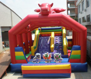 Inflatable Sport Bouncy Castle for Kids Toy (B091) pictures & photos