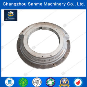OEM Large Steel Casting CNC Machining Part for Bearing Housing