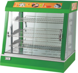 Hot Sales Commercial Hot Display Showcase pictures & photos