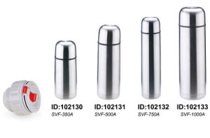 Svf-400A 18/8 Solidware Stainless Steel Vacuum Flask Svf-500A pictures & photos