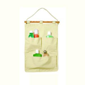 Convienient Storage Cotton Wall Hanging Bag