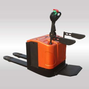 Ce Approval 2.5 Ton Full Electric Pallet Truck (CBD25) pictures & photos