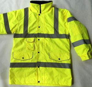 100% Polyester Hi Vis Safety Jackets Meet En, Manufacturer Price pictures & photos