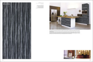 Modern Style MDF Wooden Cabinet for Kitchen pictures & photos