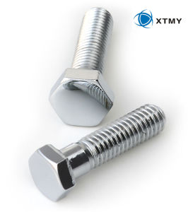 Hexagon Fine Pitch Thread Bolt
