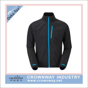 Mens Best Down Waterproof Softshell Jacket with High Quality pictures & photos