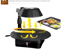 2016 High Quality Automatic Infrared Small Pizza Oven (ZJLY) pictures & photos