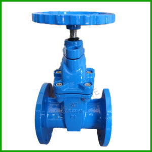 Resilient Wedge Gate Valve-DIN 3352 F4 Standard Gate Valve pictures & photos