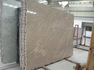 Imported Granite Slab, Giallo California Slab for Countertop pictures & photos