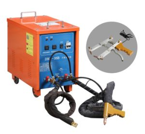 Portable Stainless Plate Spot Welder/Handheld Movable Spot Welder pictures & photos