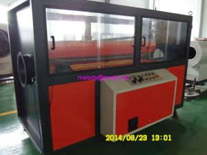 PVC Plastic Pipe Extrusion Line pictures & photos