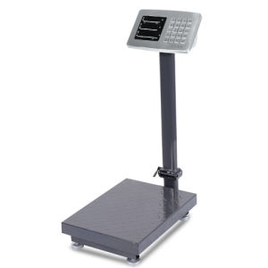 Electronic Platform Weighing Scales with Stainless Steel Indicator (DH~C7L) pictures & photos