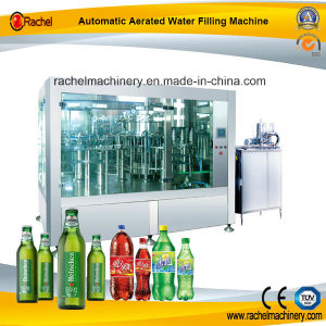 Soda Water Automatic Filling Machine pictures & photos