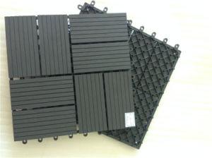 Anti-UV Non-Slip WPC Outdoor Floor Tiles pictures & photos