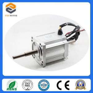 110mm Brushless DC Motor with SGS Certification pictures & photos