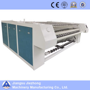 ISO 9001 Approved Three Rollers (3000mm) Industrial Laundry Flatwork Ironer pictures & photos