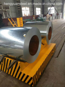 Sgch Z70 Galvanized Steel Coil Gi Zinc Coated Strip for Galvalume Alloy Coil pictures & photos