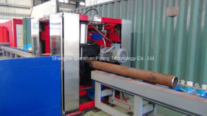 Pipe Prefabrication Bevel Cutting 2 in 1 Machine pictures & photos
