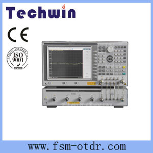 High Quality Network Analyzer Techwin Similar to Agilent E8362c pictures & photos