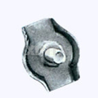 Simplex Steel Steel Wire Rope Clip pictures & photos