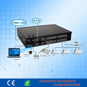 Switch Board Wireless PBX System Tp832-832 GSM PBX pictures & photos
