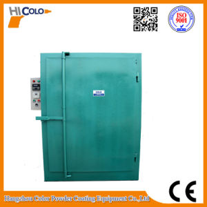 Gas Powder Coat Curing Oven pictures & photos
