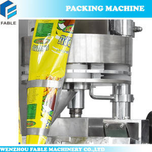 Automatic Vertical Film Sealing Machine for Granule Plastic Pouch (FB-100G) pictures & photos