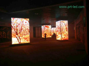 Cheap Cost Full Color LED Moving Sign of Indoor P5.95 pictures & photos