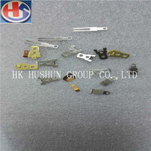 High Precision Brass/Copper Terminal Used for The Rocker Switch (HS-RS-001) pictures & photos