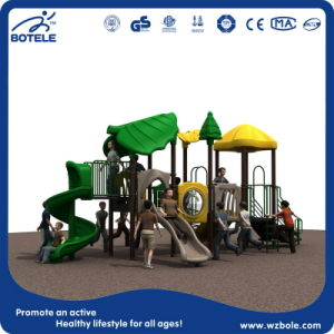 Botele 2015 High Quality Natural Series Playground Equipment Kids Amusement Park Equipment Outdoor Playground for Children Game