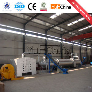 Industrial Rotary Dryer From China Leading Manufactures pictures & photos