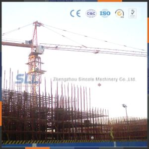 Construction Crane/Small Tower Crane/Tower Crane for Sale pictures & photos