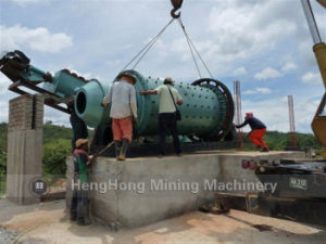 Energy Saving Grinding Ball Mill for Mineral Processing Plant pictures & photos