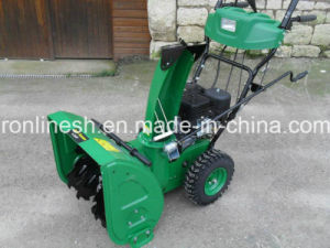 6.5HP Engine Powered Snow Blower/Snow Thrower/Snow Remover with CVT Transmission CE pictures & photos