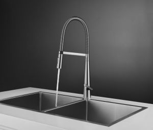 Hot Sales Spring Flexible Kitchen Water Tap pictures & photos