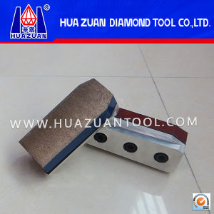 Sharpness and Last Long Diamond Grinding Block for Granite pictures & photos