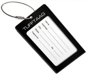 Wholesale Fashion Rubber Silicone Luggage Tag with Custom Logo pictures & photos