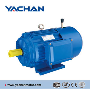CE Approved Yej2 Series Three Phase Electromagnetic Brake Electric Motor pictures & photos