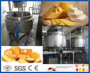 mozzarella cheese cheddar cheese processing line pictures & photos
