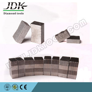 Diamond Cutting Blade Segment for Granite Tools pictures & photos