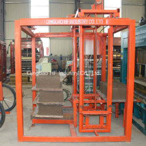 Building Concrete Block Making Machine in New Zealand Qt4-16 Concrete Brick Making Machine Price in Kenya pictures & photos