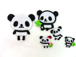 Fascinating Panda Suit Series Embroidery Design (FP-310) pictures & photos
