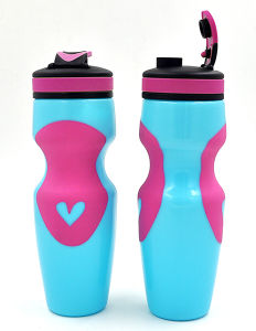 BPA Free Water Bottle, Top Sale 750ml Plastic Water Bottle