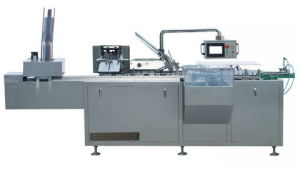 Cosmetic Box Cartoning Packaging Machine, Cosmetics Cartoner pictures & photos