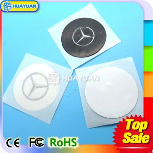 custom logo 13.56MHz MIFARE Classic 1K RFID Smart Label NFC Sticker pictures & photos