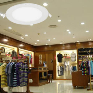 Hot Sell Flat-Type 3-24W Round LED Panel Light/Down Light pictures & photos