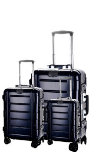 PC Cabin Luggage with Add Bag Holder (APC03) pictures & photos