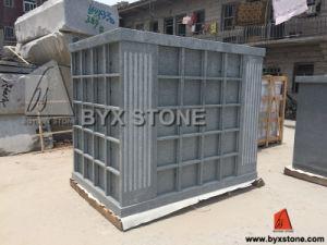 Grey Granite Columbarium / Columbaria with Square Shape pictures & photos